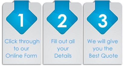 3 steps removals quote